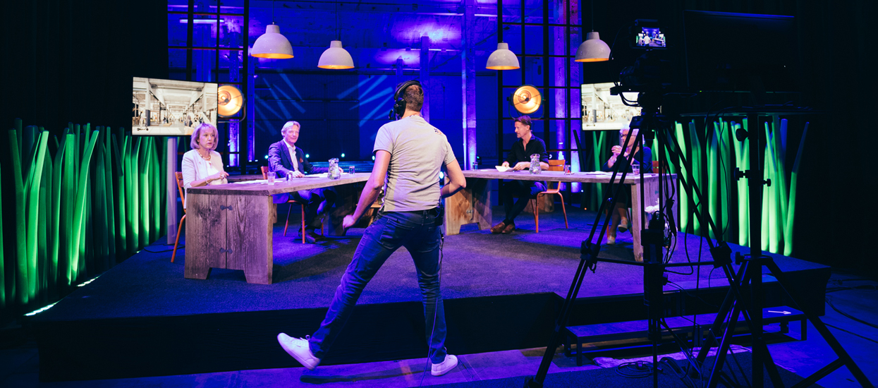 Industrial Studios organiseert training voor online events