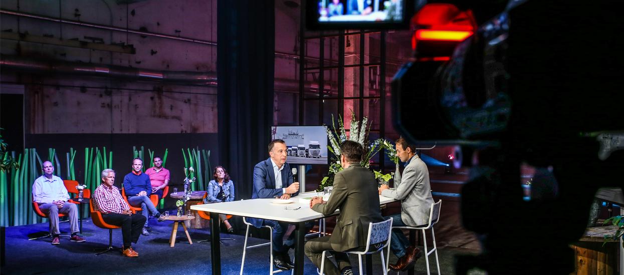 Mooie plek voor studiogasten tijdens pilot Gelders EnergieAkkoord