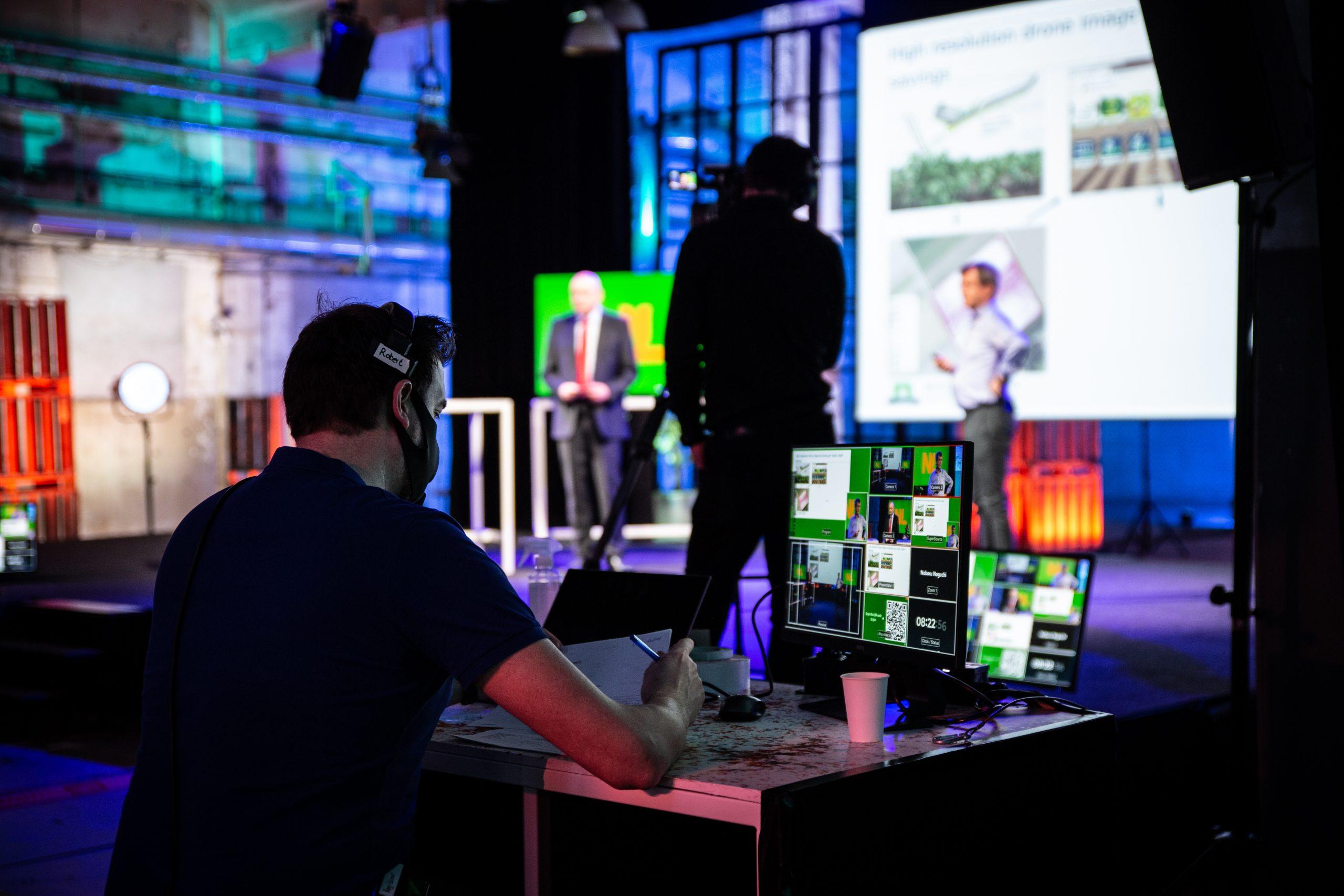 Een week met bijeenkomsten, shows en een virtuele handelsmissie