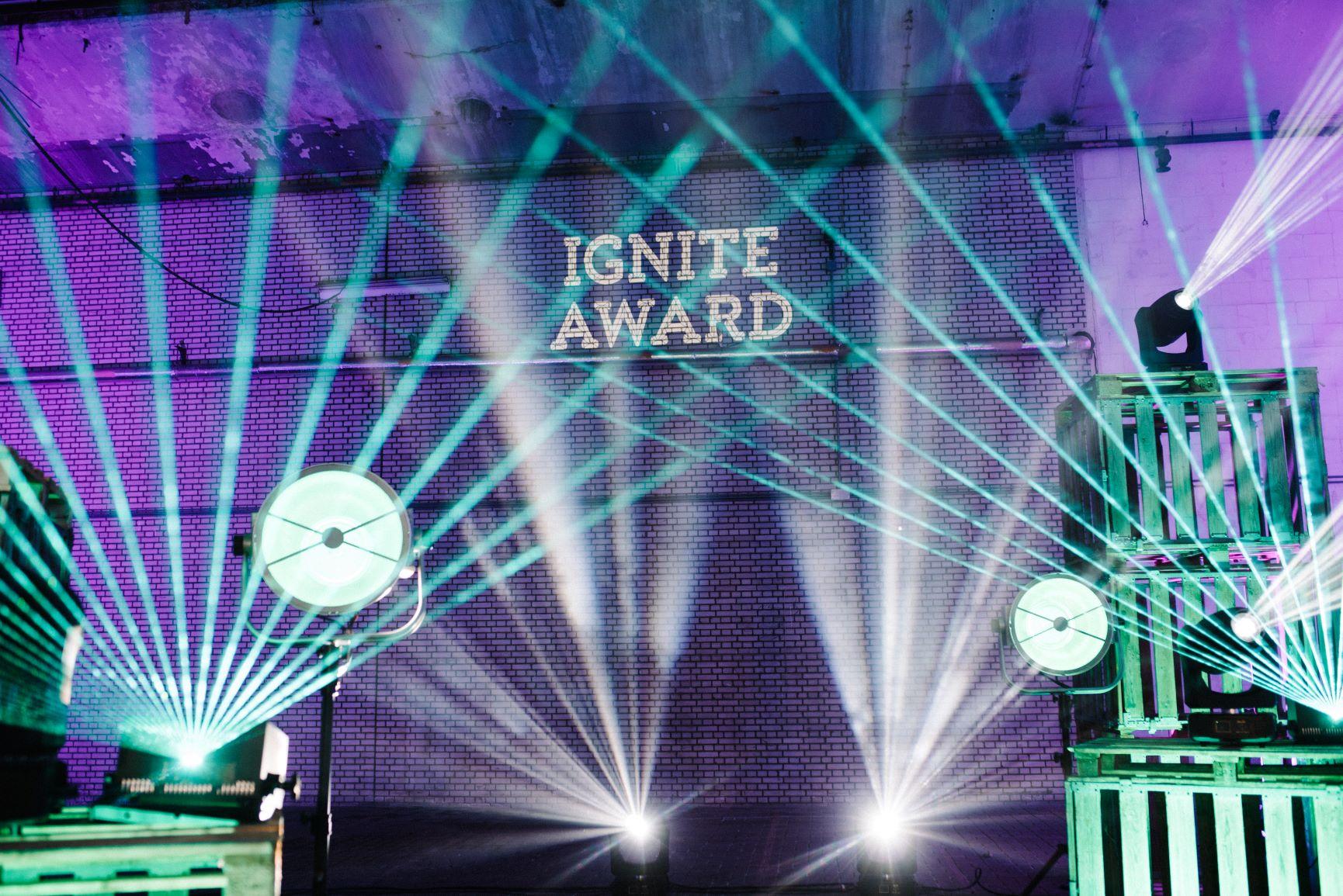 Finale IGNITE Award
